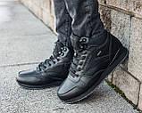 Мужские зимние ботинки Reebok Classic High, мужские зимние ботинки рибок чоловічі зимові черевики Reebok рібок, фото 6