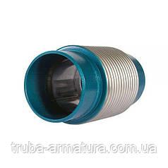 Компенсатор осевой приварной стальной, Ду 150 / L60 / PN16