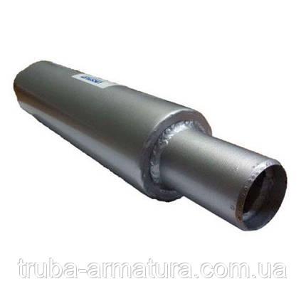 Компенсатор із захисним кожухом приварний сталевий, Ду 15 /нж сталь 304 / PN16, фото 2