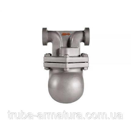 Конденсатоотводчик поплавковый муфтовый стальной, Ду 50 / PN16, фото 2