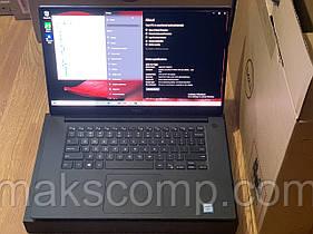Dell XPS 7590 15'6 4K touch i7 9750H Nvidia 1650 4Gb, 16Gb DDR4, 512Gb m.2 ssd