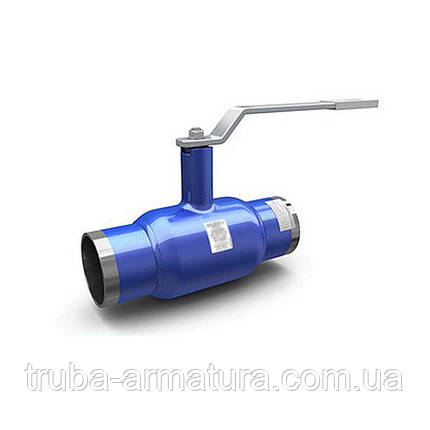 Кран шаровый приварной Interval стандартнопроходной Ду 80/65 Ру 25, фото 2