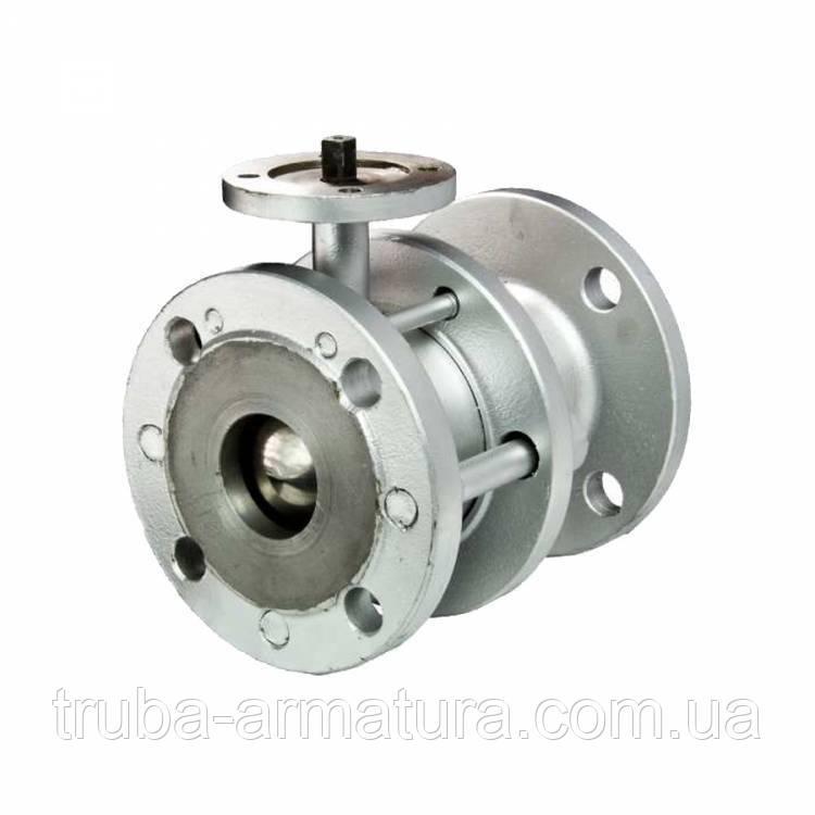 Кран кульовий сталевий 11с941п Ду150/150 PN16 під електропривод