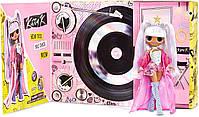 Кукла ЛОЛ ОМГ Ремикс Королева Китти LOL Surprise OMG Remix Kitty K (567240), фото 2