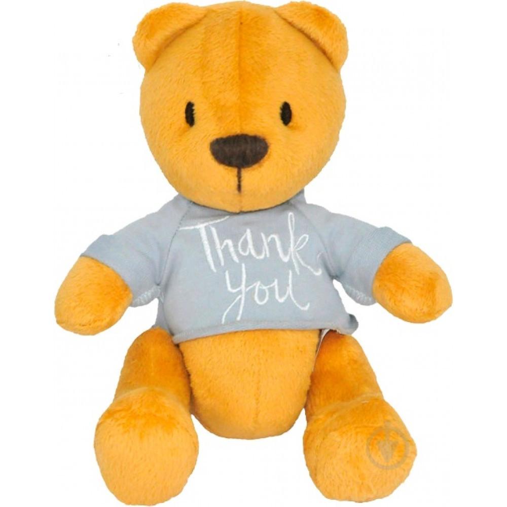 Ведмедик Денні thank you ВЕ-0207 25см. Тигрес