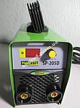 Инверторный сварочный аппарат PROCRAFT SP-205D, фото 7