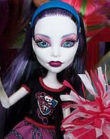 Кукла Monster High Спектра Вондергейст (Spectra) Гул Спирит Монстер Хай Школа монстров