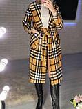 Пальто  кашемировое женское. Размер: 42-46., фото 4