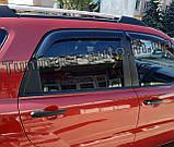Ветровики, дефлекторы окон Kia Sportage 2004-2010 (Autoclover), фото 8