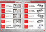 Кухонная мойка Germece Handmade 7850/200 L стальная 3.0/1.2 мм левая, фото 5
