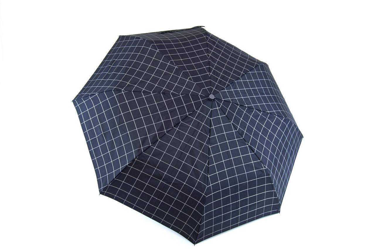 Універсальний парасольку автомат поліестер чорний Арт.3256 Parashase (Китай)