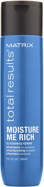 Шампунь Matrix Total Results Moisture Me Rich Shampoo для увлажнения волос 300 мл