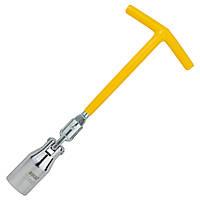 Ключ свечной с шарниром 21мм SIGMA (6030441), фото 1