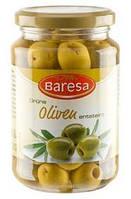 Оливки зеленые Baresa