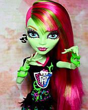 Кукла Monster High Венера МакФлайтрап (Venus) Гул Спирит Монстер Хай Школа монстров