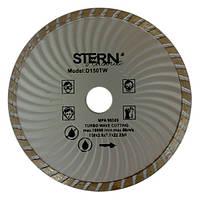 Алмазный диск Stern ТУРБО 125x7x22.2