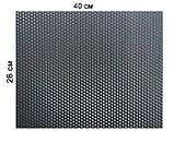 Кольорова вощина чорна. Ціна за 1 аркуш 26х41 см, фото 2