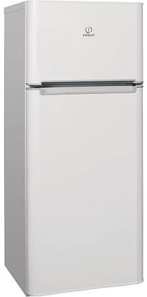 Холодильник з верхньою морозилкою Indesit TIA 14 S AA UA, фото 2