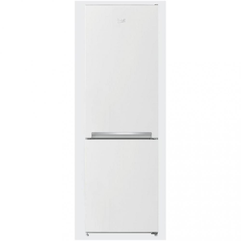 Холодильник з нижньою морозилкою Beko RCSA270K20W