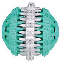 М'яч для собак Trixie DentaFan MintFresh, 6см, 32941