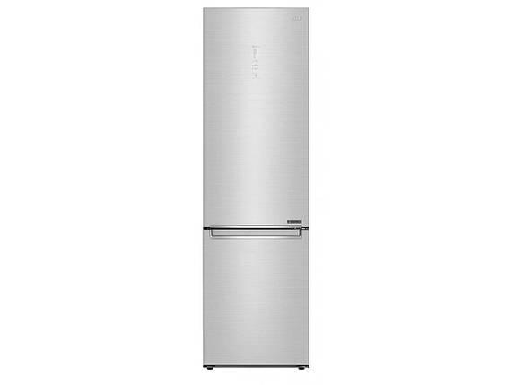 Холодильник з нижньою морозилкою LG GW-B509PSAX, фото 2