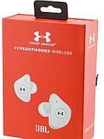 Наушники Bluetooth TWS Under Armour UA-X, фото 1