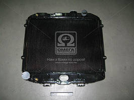 Радиатор охлаждения УАЗ (3-х рядный) двиг. УМЗ 409, 417 (ШААЗ). 3160-1301010