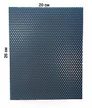 Цветная вощина 100% эко - воск 20х26см Темно-синий