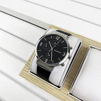 Наручний годинник Guardo B01312-1 Black-Silver