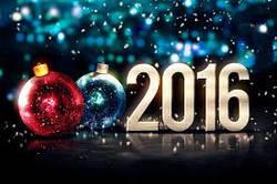 Новий рік 2016