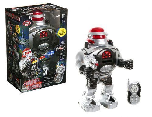 """Робот на радиоуправлении """"Команда киберик: Защитник планеты"""" 9184"""