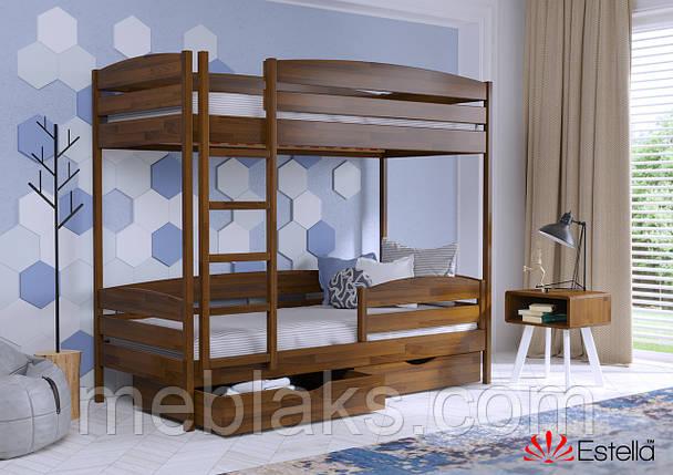Двухъярусная кровать Дует Плюс 80х190 103 Щит 2Л25, фото 2