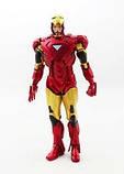 Фигурка Marvel Железный Человек со съемной маской, 17см - Iron Man Mark VI, фото 2