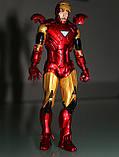 Фигурка Marvel Железный Человек со съемной маской, 17см - Iron Man Mark VI, фото 3
