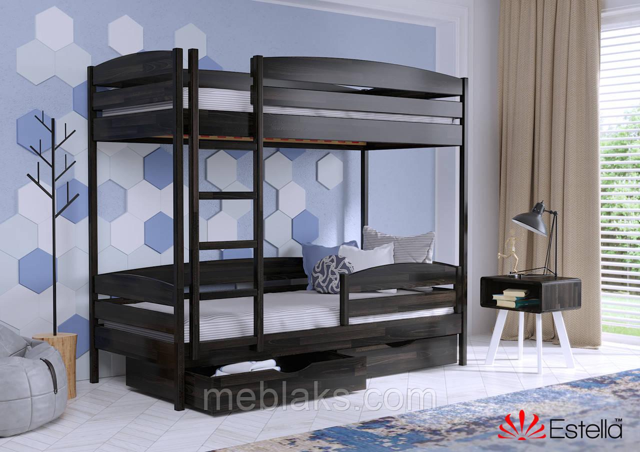 Двухъярусная кровать Дует Плюс 90х200 106 Щит 2Л4