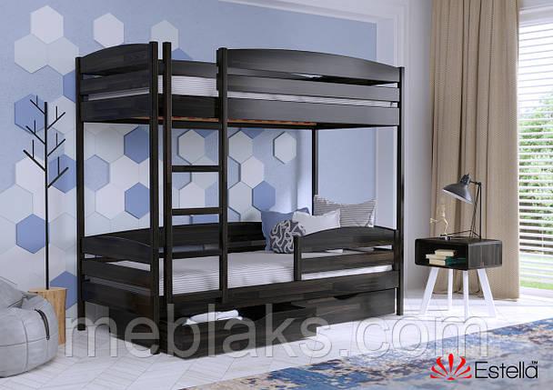 Двухъярусная кровать Дует Плюс 90х200 106 Щит 2Л4, фото 2