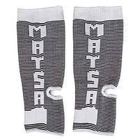 Голеностоп, стяжка Matsa, сірий, розмір M, пара, фото 2
