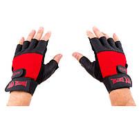 Атлетичні рукавички Matsa Sareno, розмір L, фото 4