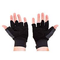 Атлетичні рукавички Matsa Sareno, розмір L, фото 5