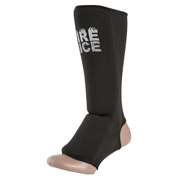 Захист для ніг FIRE&ICE чорна розмір L