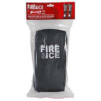 Захист для ніг FIRE&ICE чорна розмір L, фото 3