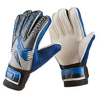 Воротарські рукавички MITRE Latex Foam, синій, р. 9, фото 3