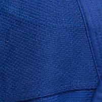 Кімоно дзюдо синє Combat Sports 16oz зріст 130 см, фото 3