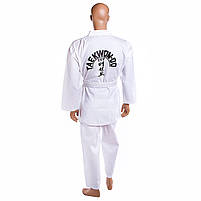 Кимоно тхеквондо ITF, 250г рост 130см, фото 3