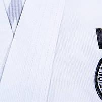 Кимоно тхеквондо ITF, 250г рост 130см, фото 4