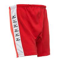 Самбовка червона Mizuno, куртка+шорти 550г, ріст 140см, фото 5