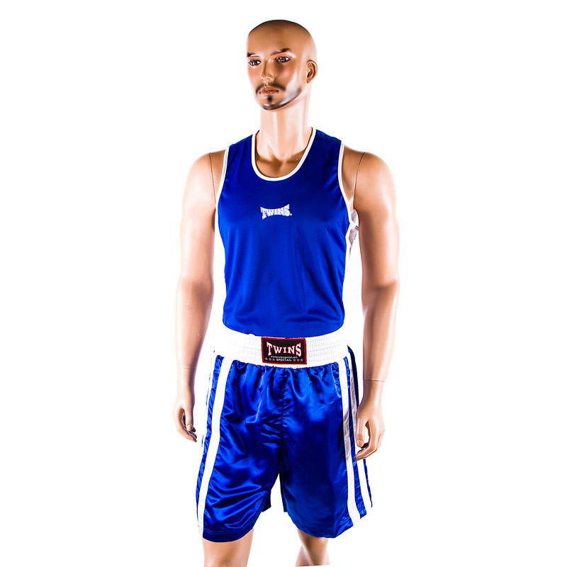 Форма для бокса синяя Twins р. L