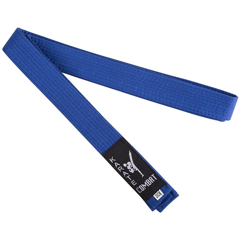 Пояс для кімоно синій Combat Sports 280 см