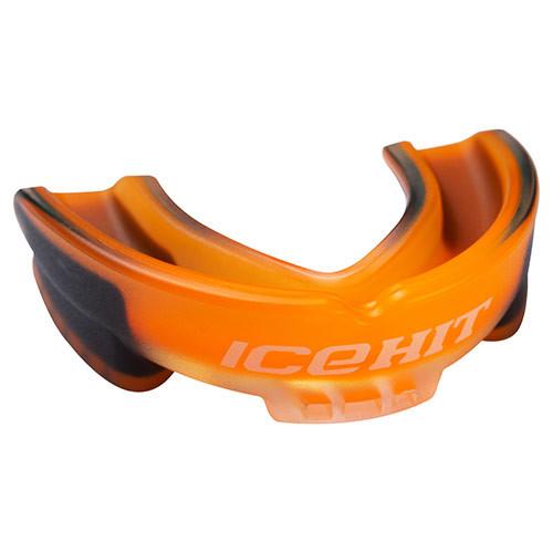 Капа боксерська Flama IceHit підліткова помаранчева (8010-1OR)