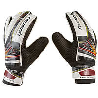 Вратарские перчатки REUSCH Latex Foam, черно-белые, р.5, фото 3